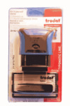 Hebrew English Do It Yourself Self-Inking Stamp